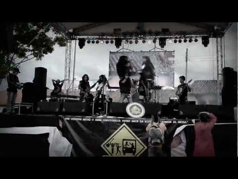 la puta monja subase al metal 2012 - LUSAROTH