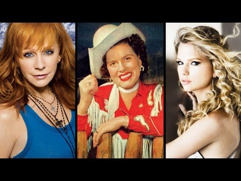 Top 10 Female Country Music Stars video
