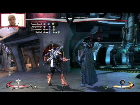 Injustice - In the Lab with... ARES 1#