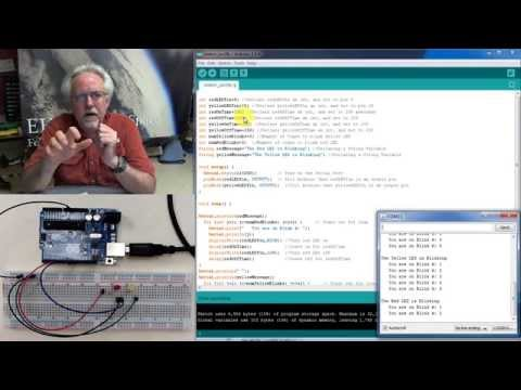 LESSON 6: Reading Data From Arduino Serial Monitor