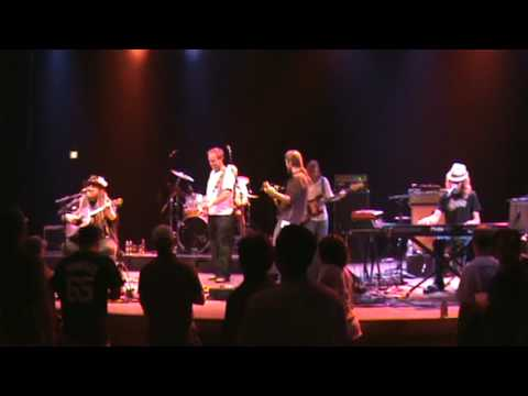 Grateful Dead's Bill Kreutzmann, Greensky Bluegrass and Papa Mali 8.03.09