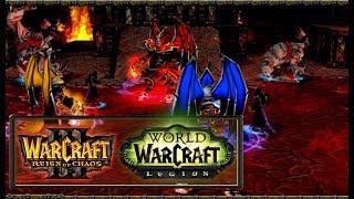 ¿Que paso con todos los Señores del Terror de Warcraft 3?