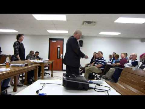 Texas Commission on Environmental Quality hearing, March 28, 2013 (B)