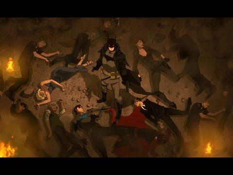 Галлюцинации Бэтмена