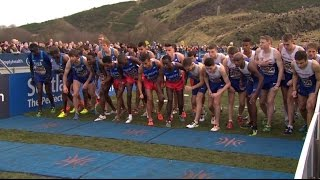 Great Edinburgh Cross Country 2017 - Men's 8km