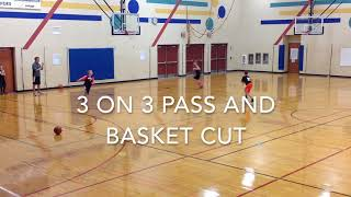 OYBL 1st thru 6th Grade Practice Drills