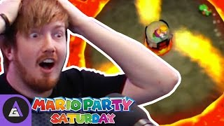 GOOD TO THE LAST SPIN - Mario Party 5 | Mario Party Saturday