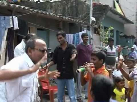 Famous Editor B. Lenin's Street Dance - Talent Hunt in Namachivayapuram Slum