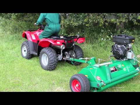 Wessex ATV AF 120 - Heavy Duty Flail Mower