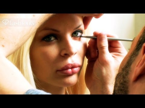 Silvia Kucherenko, Top Model - Photo Shoot In Paris | Fashiontv - Ftv video