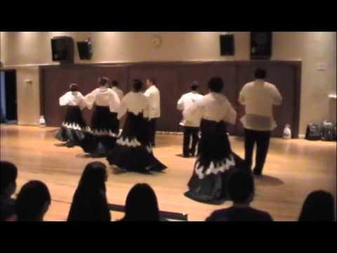 Philippine Folk Dance- La Jota Vintar video
