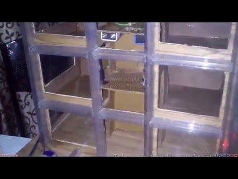 Automatic Door Using PLC | PLC & SCADA Based Door