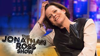 Sigourney Weaver Talks Avatar 2 - The Jonathan Ross Show