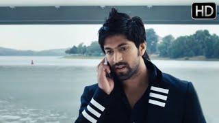 Googly Kannada Movie | Yash's breakup talk | Kannada emotional scenes 23 | Yash, Kruthi Karabanda