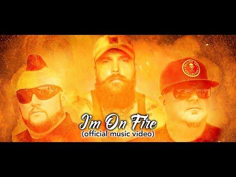 "Moonshine Bandits - ""I'm On Fire"" ft. Adam Calhoun (Official Music Video)"