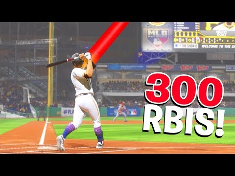 MY 300th RBI OF THE YEAR! MLB The Show 19 | Road To The Show Gameplay #147