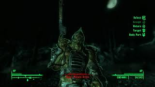Xbox 360 Long Play Fallout 3 part 7