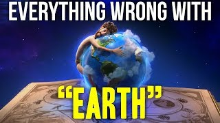 "Everything Wrong With Lil Dicky - ""Earth"""