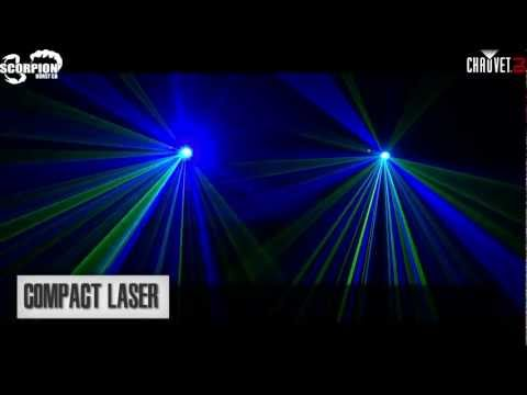 Scorpion™ Burst GB by CHAUVET® DJ
