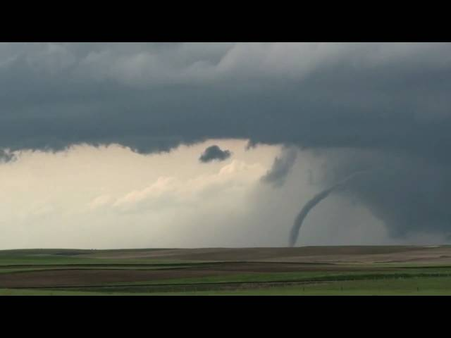 LaGrange WY tornado 5x speed