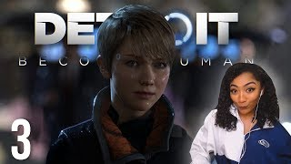 Things are getting quite intense.... // Detroit: Become Human (Part 3)