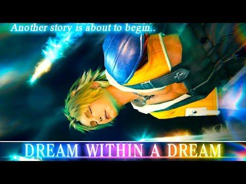 FFX Collaboration Dream Within A Dream - Prologue Cutscenes | Mobius Final Fantasy