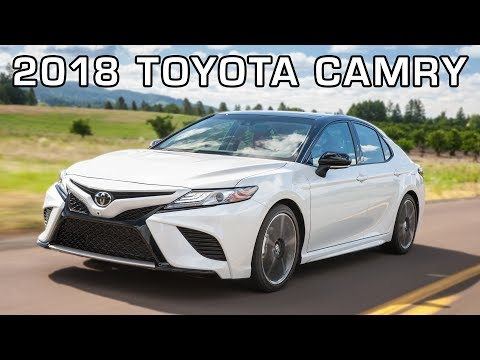 you will never guess what the 2018 camry looks like! | doovi