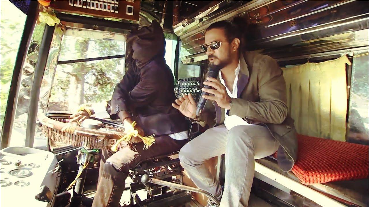 Best of Ugram Ujjwalam 2   He drives a bus blindfold on road   Mazhavil Manorama