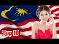 Top 10 Amazing Facts About Malaysia