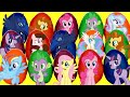 MY LITTLE PONY MLP Playdoh Egg Toy Surprises | Toys Unlimited