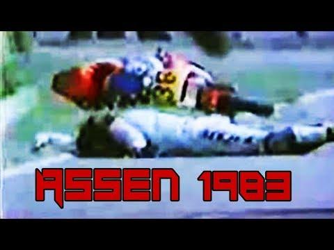 Franco Uncini e il terribile incidente di Assen del 1983 con l'esordiente nella classe 500 Wayne Gardner; il campione del mondo del 1982 racconta al giornali...