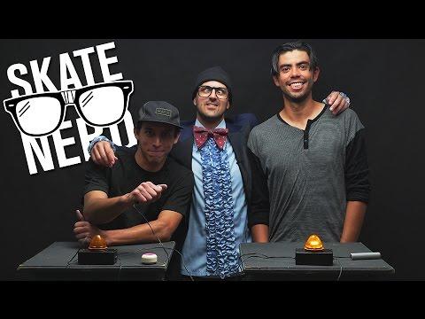 Skate Nerd: Zack Wallin Vs. Jose Rojo