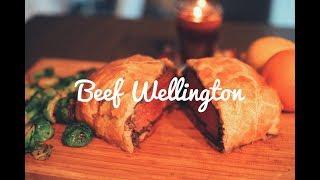 复刻Gordon Ramsay的惠灵顿牛排 Beef Wellington