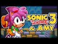 Amy In Sonic 3 Knuckles Sonic Rom Hacks mp3
