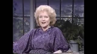 Joan Rivers interviews Betty White 1983 w/Susan Anton and David Steinberg