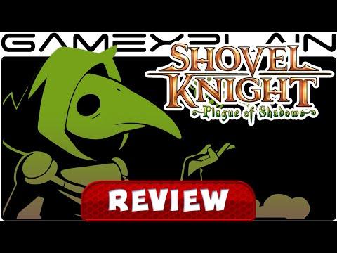 Shovel Knight: Plague of Shadows - Video Review