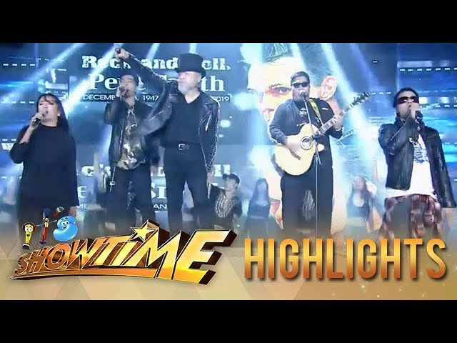 It's Showtime: It's Showtme pays tribute to the music of Pepe Smith
