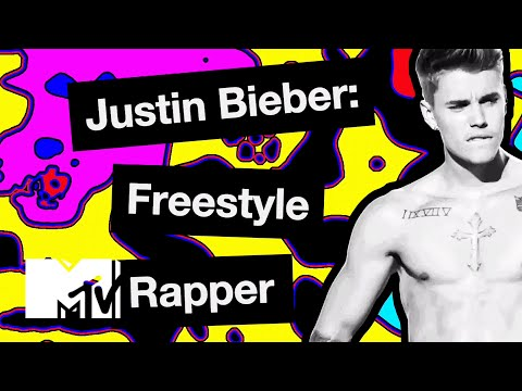 Justin Bieber: Freestyle Rapper | MTV News