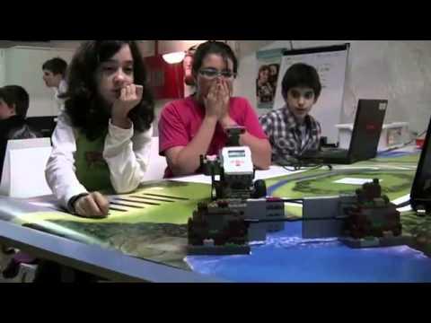 Robotix ¡¡La Actividad Extraescolar Más Innovadora Y Divertida!!