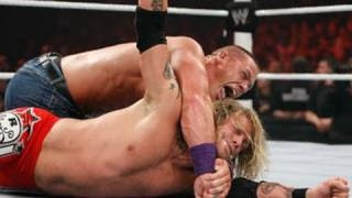 Raw: John Cena vs. Edge