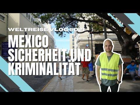 Kriminalität und Sicherheit in Mexiko - unsere Erfahrungen Travelgrapher Weltreise VLOG #21 2019