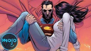 Top 10 Darkest Moments in Superhero Comics