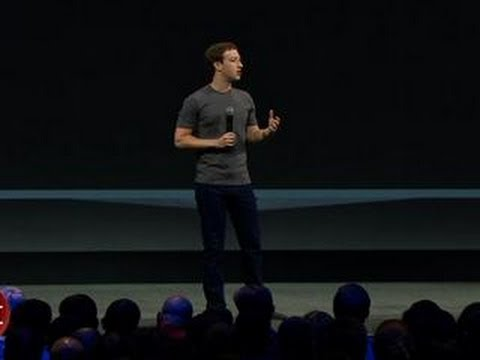 CNET News - Facebook's Zuckerberg reveals new log-in features for apps