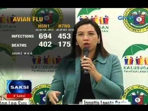 Saksi: OFW galing China, patay matapos tamaan umano ng bird flu