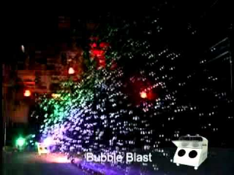 American DJ - Bubble Blast bellenblaasmachine by Enjyshop.wmv