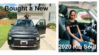 I Bought a New 2020 Kia Soul