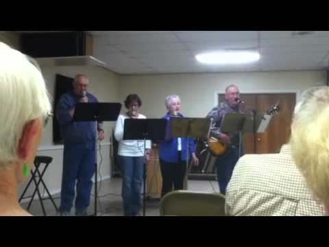 New Quartet Sings at Pioneer RV Park