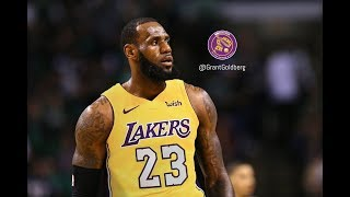 How LeBron James Changes the Lakers, Part 1 - Transition