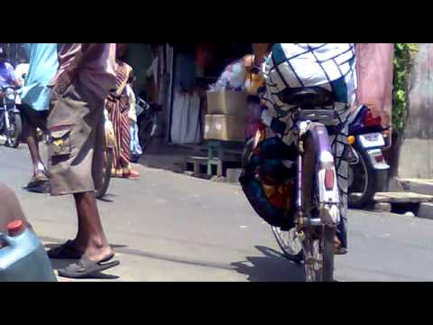 Indian Local Road Video video