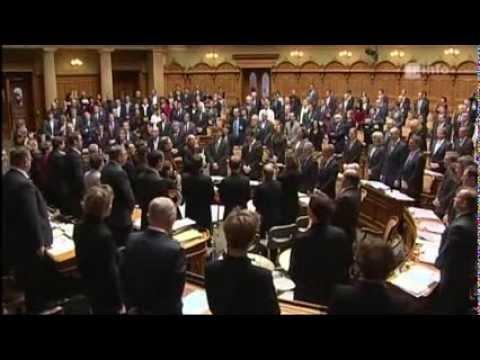 BDP Videonews: Bundesrätin Eveline Widmer-Schlumpf wiedergewählt
